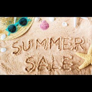 Summer Sale!! 👙👚👗🌂🦄🦋🦀🦞🌴🌞🌸🌈🌙🍉🍊🍋